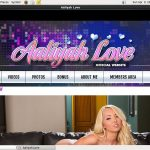 Aaliyah Love Create Account