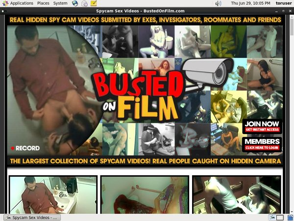 Bustedonfilm Payment Methods