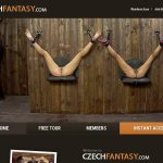 Czech Fantasy Password Login