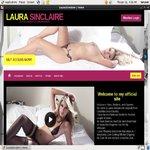 Laura Sinclaire Cuentas Gratis