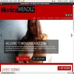 Monica Mendez Membership Account