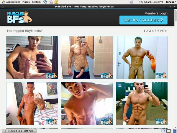 Muscledbfs Access Free