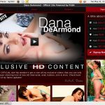 New Free Danadearmond Accounts