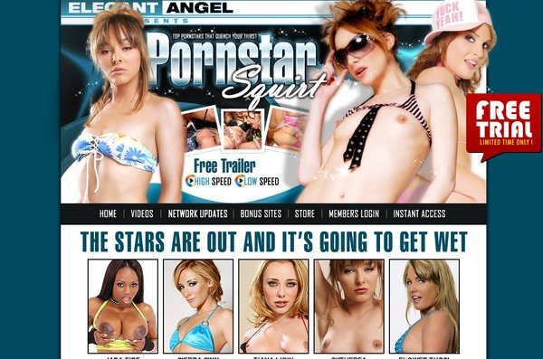 Pornstar Squirt Paypal Discount