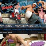 Skaterspank.com Creampie