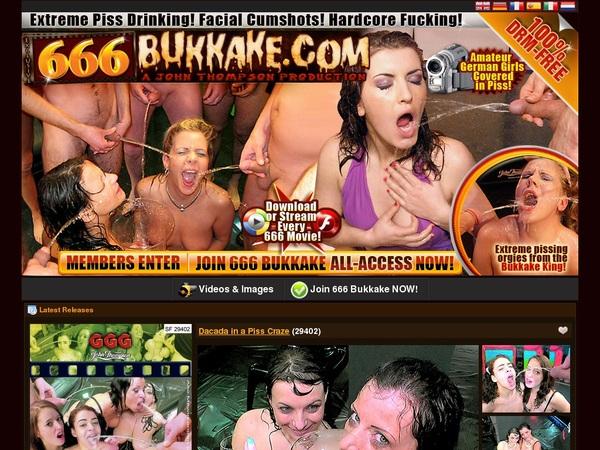 666 Bukkake Access Free