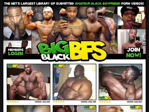 Big Black BFs Hacked Account