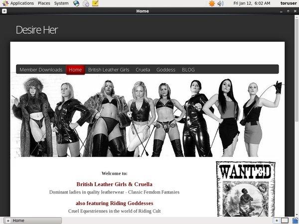 Desireher .com