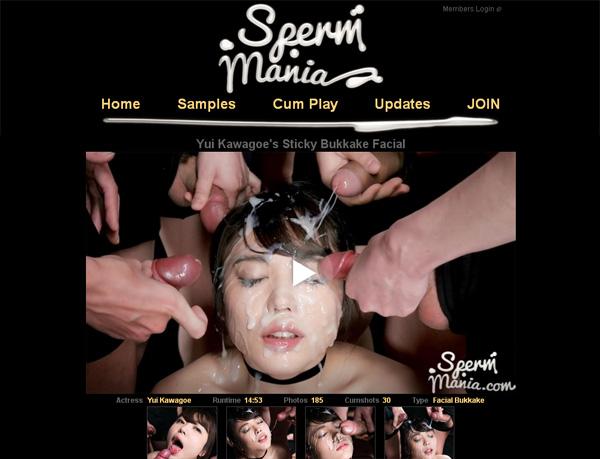 How To Get A Free Sperm Mania Account