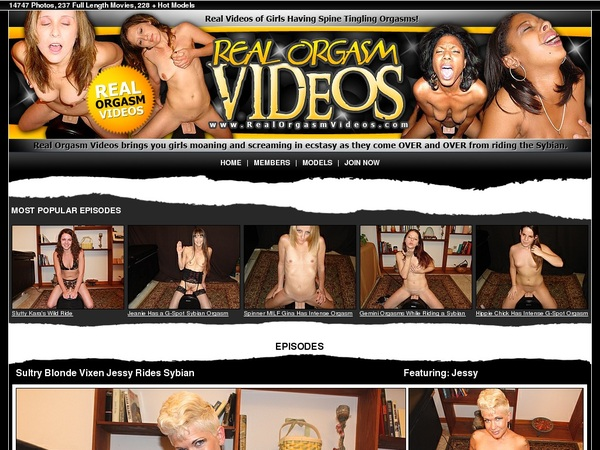 Real Orgasm Videos Porn Stars