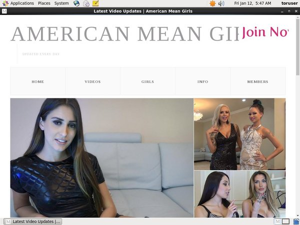 American Mean Girls Photos