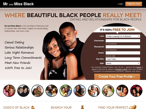 Mrandmissblack.com Password Site