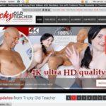 New Tricky Old Teacher Accounts