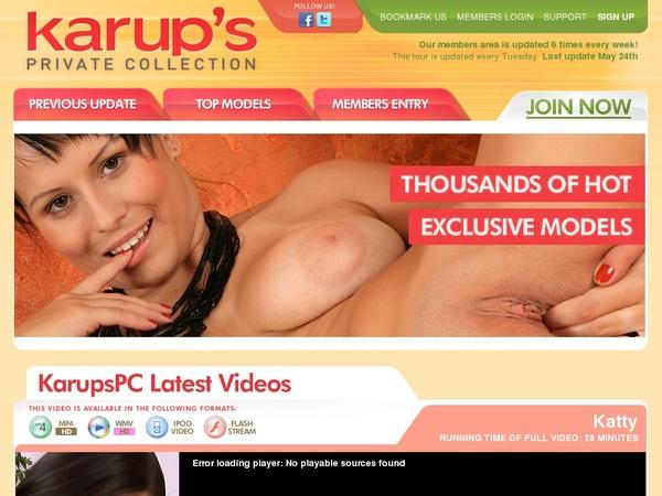 Karups PC Discount Coupon