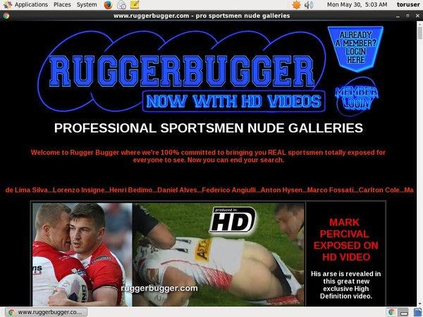 Ruggerbugger.com Feet