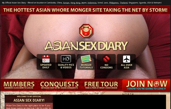 Account Free For Asiansexdiary