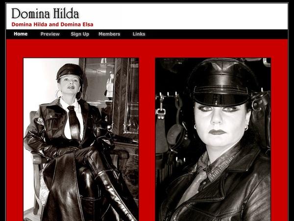 Password Domina Hilda