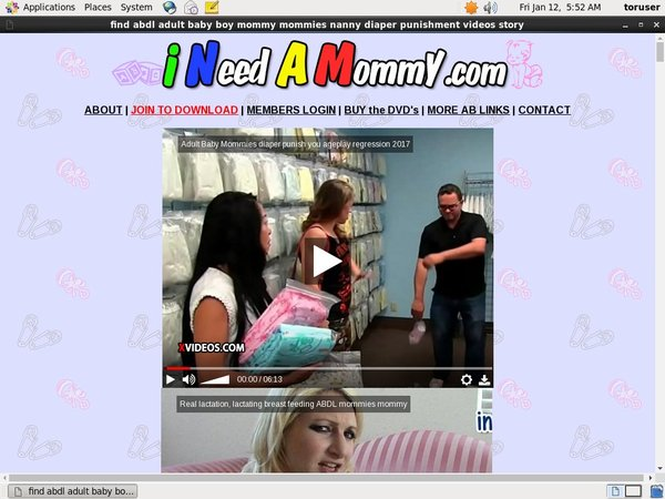Register For Ineedamommy