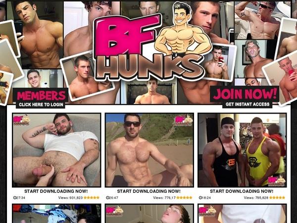 Members BF Hunks